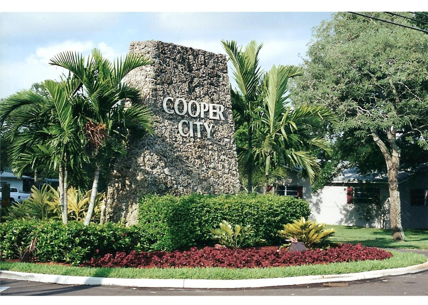 Cooper city moving