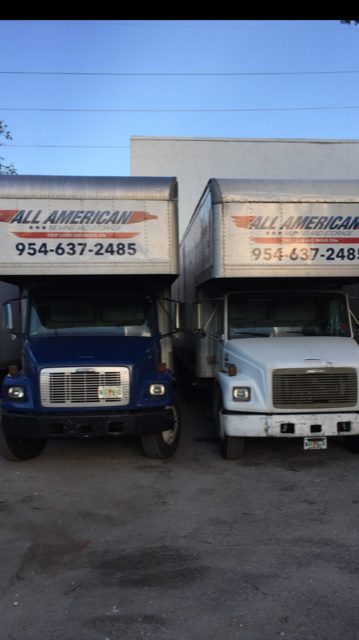 All American Local Or Long Distance Moving