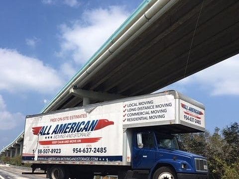 American Movers and Storage – Moving Help Near Me